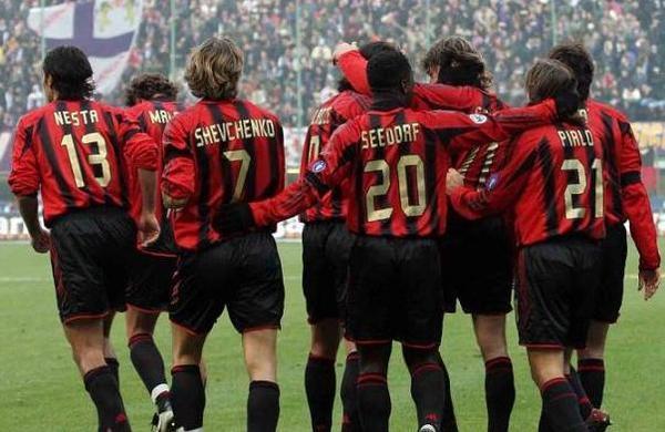 Milan-2005背影