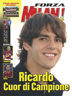 Forza Milan2005-10-kaka