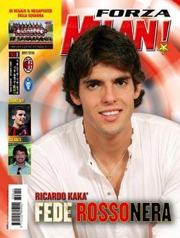 ForzaMilan-200610-kaka cover