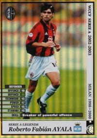 98-2000-RobertoAyala in Milan
