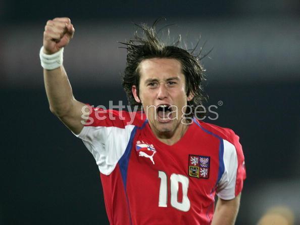 TomasRosicky我要參加世界杯3