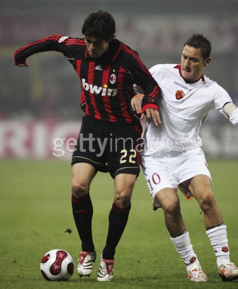 Kaka Totti-20061111 Roma