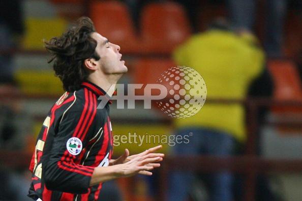 Milan-Catania Kaka Goal x 2