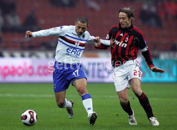 20070225-Sampdoria-Ambro隊長很拼