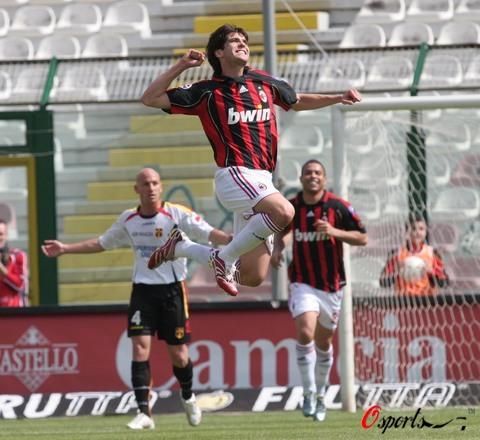 Kaka goal 20070415