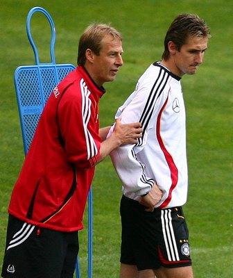 德國老少雙K Klose Klinsmann! 0529