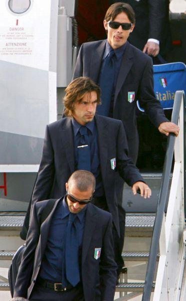 Pirlo-義大利球員特色-個個有型