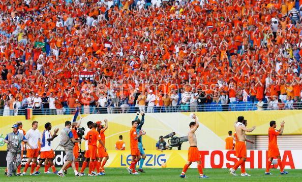橙色的海洋 荷蘭主場的優勢