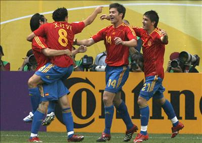 0614-西班牙大演進球秀
