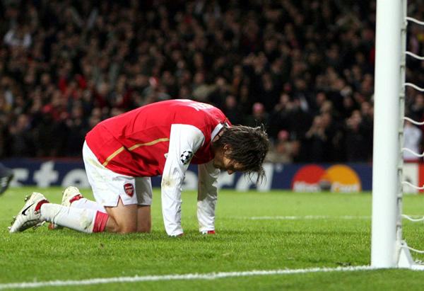 Arsenal-20061101-門前ORZ之羅西基