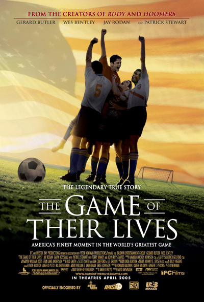 The Game of Their Lives-poster