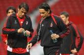 Maldini & Pippo 在老特拉福德