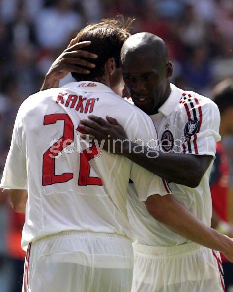 20070826-Genoa - Milan Kaka 進球