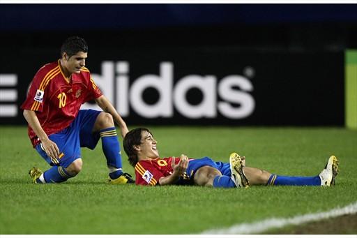 Spain No.9- Bojan把球隊帶入決賽