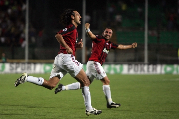 Milan-Siena Nesta Goal