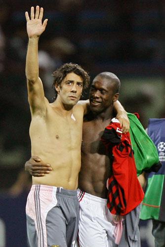 Milan-20070918CL-Rui重回聖西羅
