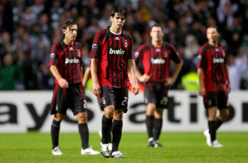 20071003CL  Celtic-Milan 失望的結局