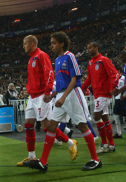 重點在球衣--法國vsEngland.