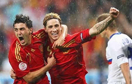 西20080610-Torres助攻-Villagoal