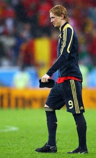 Torres-賽後就還是很高興啦