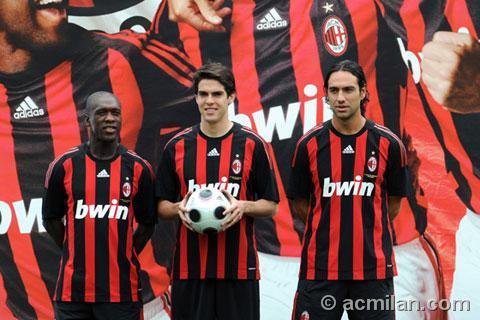 Milan-20080721-Kaka-nesta-seedorf