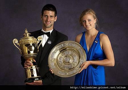 2011溫布頓-0703-男女冠軍-NovakDjokovic-PetraKvitova.jpg