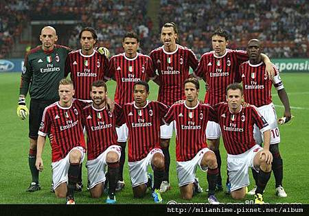Milan-20110928-CLM2-先發.JPG