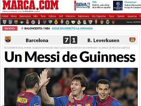 Barca-CL20120307-MessiGoalx5-Marca首頁