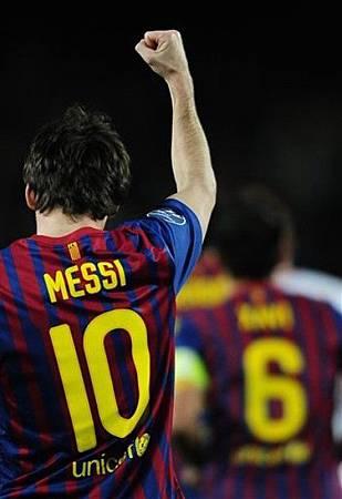 Barca-CL20120307-MessiGoalx5-握拳