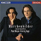 CD-PaulMeyer-EricLeSage-Marchenbilder-2006