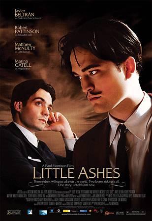 LittleAshes-2008-FedericoGarciaLorca-SalvadorDali