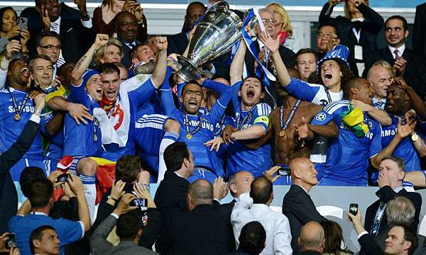 1112歐冠決賽-Chelsea奪冠