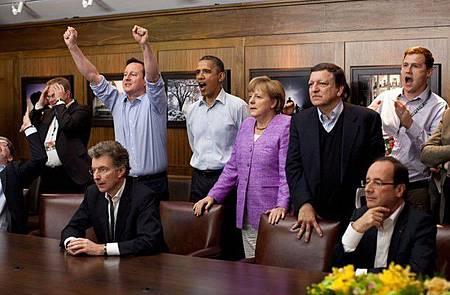 2012CLFinal-0519-Bayern-Chelsea-舉世關心-G8首腦會議-PrimeMinisterDavidCameron-Obama-Merkel-1