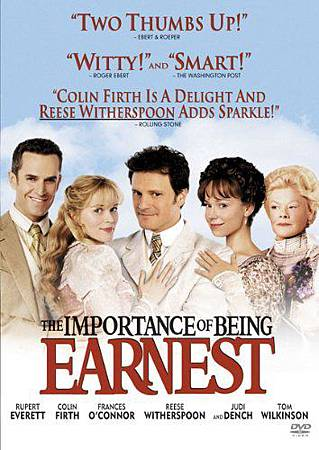 The importance of being Earnest-2002-2