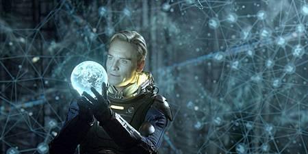2012觀影-普羅米修斯Prometheus-Michael Fassbender
