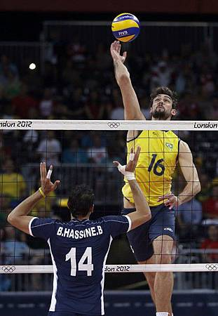 2012奧運-0729-Volleyball-Brazil-LucasSaatkamp-No16-great