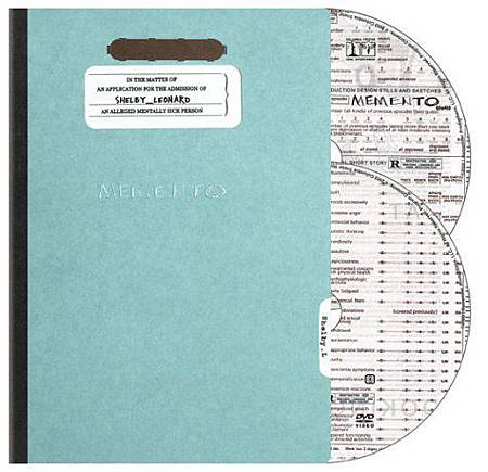 D-Christopher Nolan-LimitedEdition-Memento