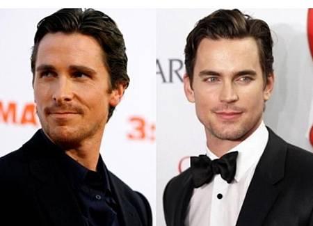 Christian Bale-vs-Matt Bomer