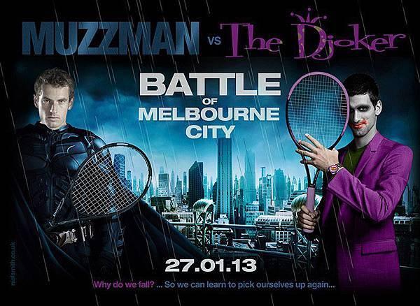 2013澳網-Final-poster