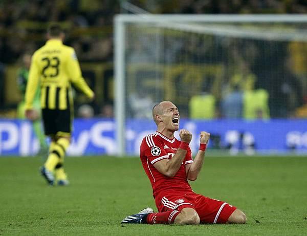 CLFinal-20130525-Bayern-RobbenGoal