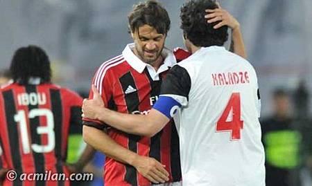 Maldini-20130531-Kaladze告別球賽1