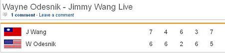 2013Wimbledon-Wayne Odesnik - Jimmy Wang