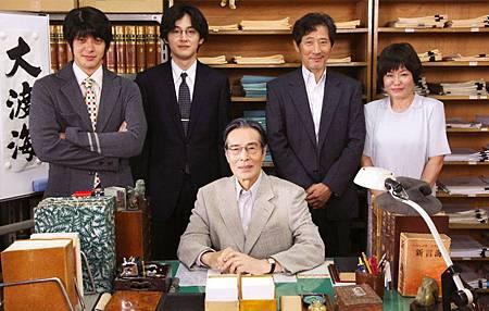 2013-編舟-宅男戀愛字典-大渡海project Team