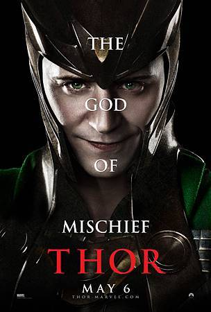 Tom Hiddleston-Thor