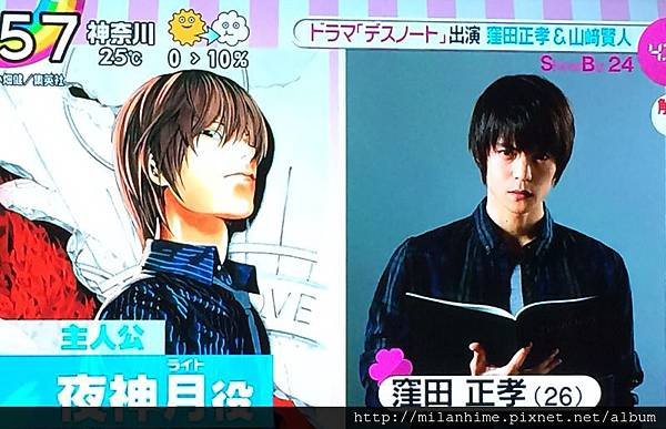 Death Note 2015-TV version