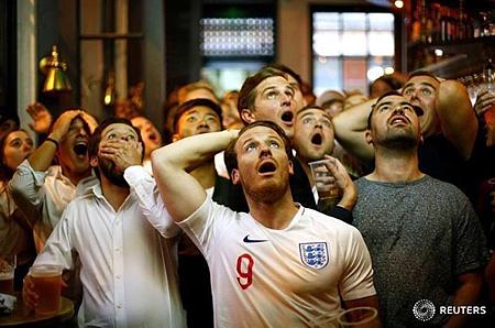 20180711-世足四強賽-失望的英格蘭