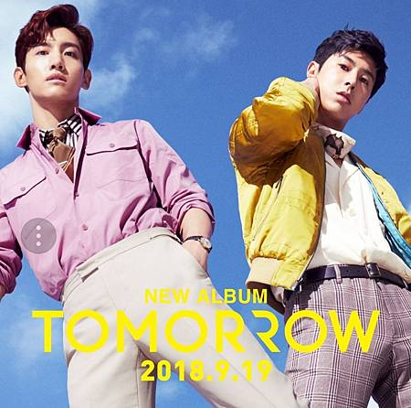 TVXQ-20180919-Tomorrow