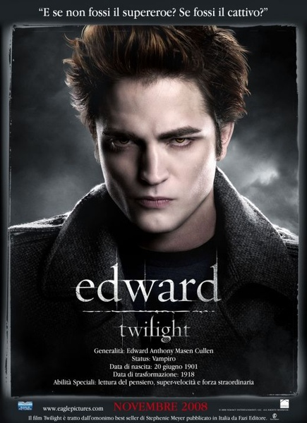 Twilight -2008 Edward