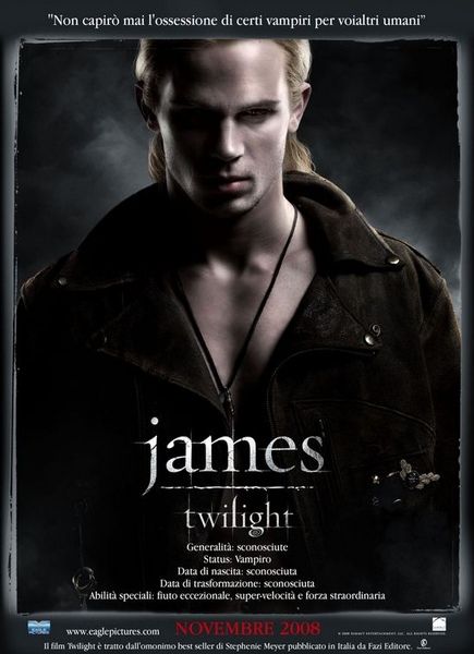 Twilight -2008 James