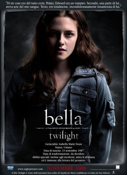 Twilight -2008 Bella